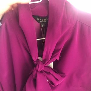 TED BAKER DRESS Size 2 (fits a size 6) BRAND NEW
